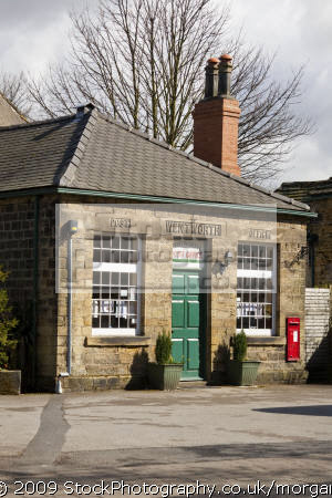 village post office wentworth south yorkshire uk offices architecture british architectural buildings royal mail local rural shop rotherham england english angleterre inghilterra inglaterra great britain united kingdom grande-bretagne grande bretagne grandebretagne großbritannien gran bretagna bretaña