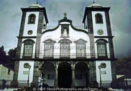 church monte northern suburbs funchal madeira portuguese portugese european travel portugal religious religion catholic christian worship madiera europe