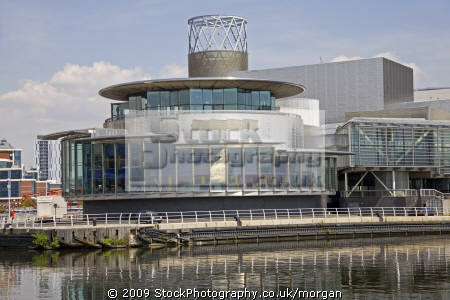 lowry art gallery salford quays manchester lancashire uk galleries british architecture architectural buildings ls quayside modern building lancs england english angleterre inghilterra inglaterra great britain united kingdom grande-bretagne grande bretagne grandebretagne großbritannien gran bretagna bretaña