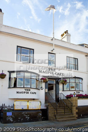 magpie cafe fish chips restaurant whitby north yorkshire food brands branding uk business commerce seaside harbour famous united kingdom british
