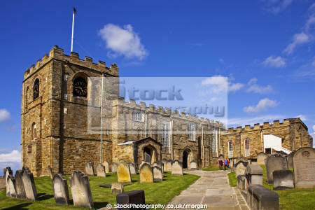 st mary church east cliff whitby north yorkshire uk churches worship religion christian british architecture architectural buildings seaside gravestones graveyard england english angleterre inghilterra inglaterra united kingdom