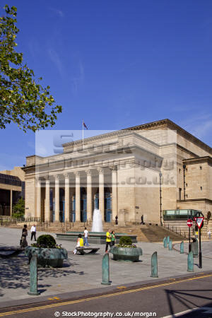 city hall sheffield south yorkshire uk venues british architecture architectural buildings venue performance music events ballroom england english angleterre inghilterra inglaterra united kingdom