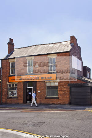 headquarters hendersons relish sheffield restaurant food brands branding uk business commerce building sauce manufacturers yorkshire england english angleterre inghilterra inglaterra united kingdom british