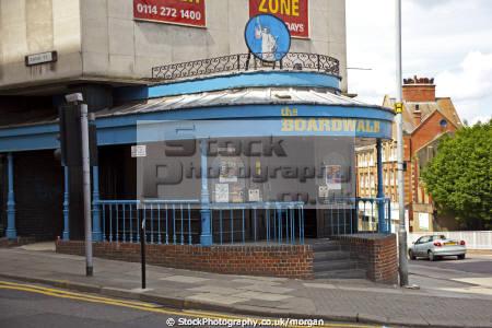 boardwalk live music venue sheffield south yorkshire uk venues british architecture architectural buildings city centre iconic pub england english angleterre inghilterra inglaterra united kingdom