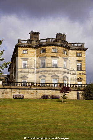 mansion house bretton hall wakefield west yorkshire historical uk buildings history british architecture architectural sculpture park heritage college restored england english angleterre inghilterra inglaterra united kingdom