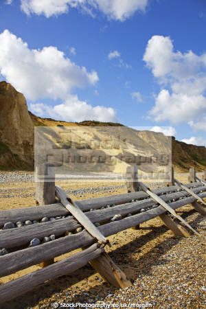 wooden sea defences beach cromer norfolk environmental seaside erosion environment sand england english angleterre inghilterra inglaterra united kingdom british