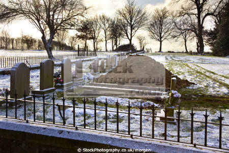 recently dug grave holy trinity parish church wentworth south yorkshire uk churches worship religion christian british architecture architectural buildings yard soil ready new burial funeral england english angleterre inghilterra inglaterra united kingdom