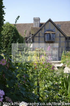 view william shakespeare birthplace 16th century tudor house showing traditional architecture historic building stratford avon henley street historical uk buildings history british architectural tourism sight seeing attraction famous cottage stratford-on-avon stratford on avon stratfordonavon warwickshire england english angleterre inghilterra inglaterra united kingdom