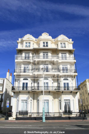 beach building brighton british architecture architectural buildings seafront victorian houses hotel sussex home counties england english angleterre inghilterra inglaterra united kingdom