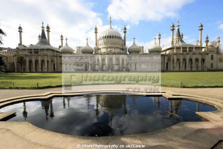 brighton pavillion unusual british buildings strange wierd george iv 19th century royal neo classical sussex home counties england english angleterre inghilterra inglaterra united kingdom