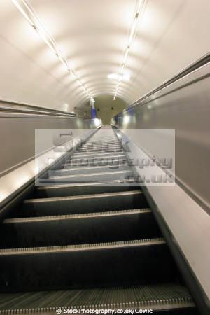 escalator london tube station underground metro buildings architecture capital england english stairs transport city cockney angleterre inghilterra inglaterra united kingdom british