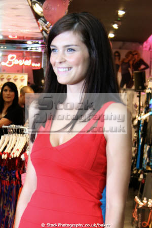 sinead moynihan beth clements hollyoaks opening lipsy store manchester actresses female thespian celebrities celebrity fame famous star arndale centre glamour red carpet event england english angleterre inghilterra inglaterra united kingdom british