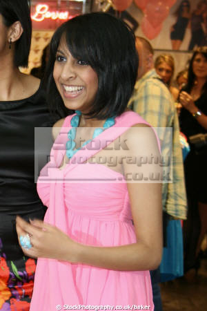 coronation street actress nikki patel amber opening lipsy store manchester actresses female thespian celebrities celebrity fame famous star arndale centre glamour red carpet event corrie england english angleterre inghilterra inglaterra united kingdom british