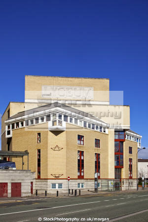 lyceum theatre sheffield uk theatres theater theatrical venues british architecture architectural buildings performance venue live plays opera musicals ballet yorkshire england english angleterre inghilterra inglaterra united kingdom