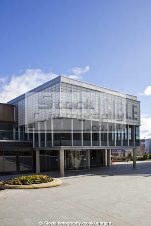 crucible theatre sheffield uk theatres theater theatrical venues british architecture architectural buildings modern venue city centre plays yorkshire england english angleterre inghilterra inglaterra united kingdom