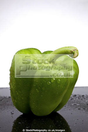 green pepper food nourishment nutrients abstracts fresh capsicum cooking ingredients salad united kingdom british