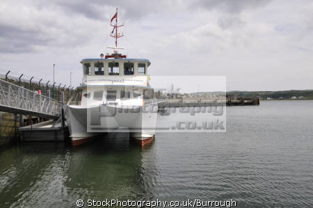 rathlin island ferry ballycastle harbour marine transport tourism north antrim coast county aontroim northern ireland ulster irish irland irlanda united kingdom british