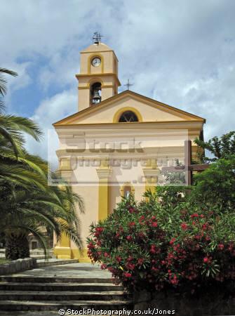 corsica church galéria french buildings european haute-corse haute corse hautecorse eglise village granite island corse france la francia frankreich