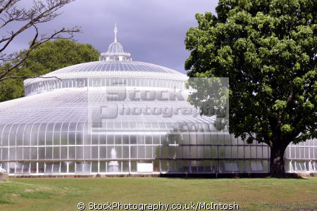kibble palace. west end. glasgow. historical uk buildings history british architecture architectural wrought iron building construction glasgow central scotland scottish scotch scots escocia schottland united kingdom