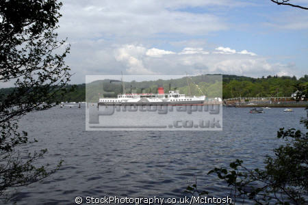 maid loch paddle steamer lomond balloch boats marine ship cafe bar glasgow central scotland scottish scotch scots escocia schottland united kingdom british
