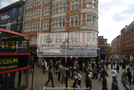 oxford street london w1 famous streets capital england english united kingdom british