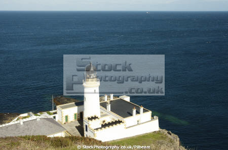 lighthouse douglas head overlooking irish sea isle man uk coastline coastal environmental sailors guide lights safety manx england english angleterre inghilterra inglaterra united kingdom british