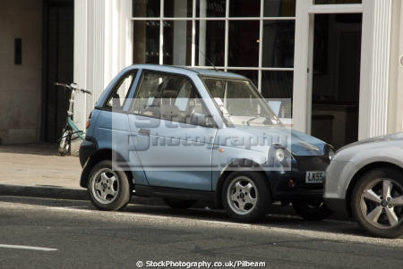 g-wiz g wiz gwiz electric car marlebone london motor cars automobiles transport transportation street town cockney england english angleterre inghilterra inglaterra united kingdom british