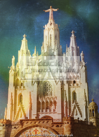 image layer style hard light opacity 71 background texture colourful grungy spanish espana european catedral catalonia esgl sia church gothic gotico espagne esp barcelona spain spanien espa la spagna