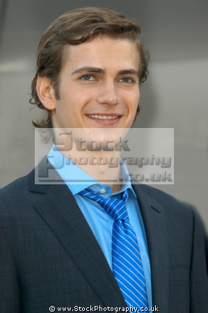 hayden christensen canadian actor portraying young anakin skywalker    Young Canadian Actors