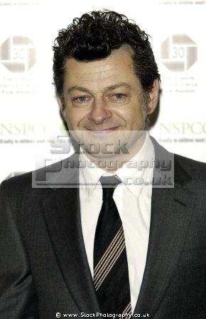 andy serkis plays gollum lord rings actors tolkien tolkein runes hobbits acting thespian male celebrities celebrity fame famous star white caucasian portraits