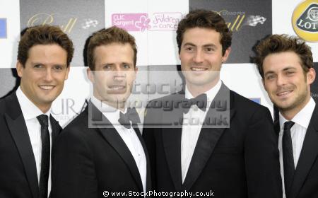 blake classical vocal quartet famous group formed facebook musicians celebrities celebrity fame star white caucasian portraits