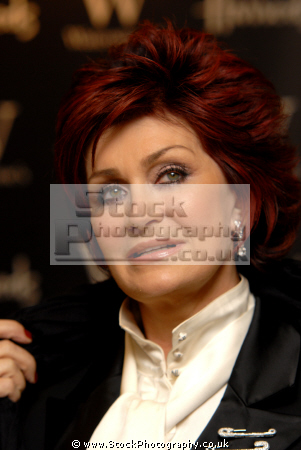 sharon osbourne british media personality wife famous heavy metal singer ozzy x-factor x factor xfactor judges musicians celebrities celebrity fame star factor ozzfest white caucasian portraits