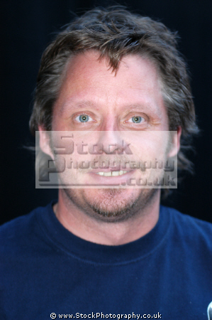 charley boorman english tv adventurer travel writer motorbike enthusiast. friend actor ewan mcgregor british hosts television presenters celebrities celebrity fame famous star white caucasian portraits