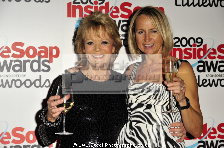 sherrie hewson carol mcgiffin loose women british daytime tv hosts television presenters celebrities celebrity fame famous star white caucasian portraits