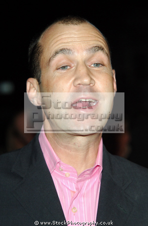 johnny vaughan english broadcaster journalist british tv comedy presenters comic comedic funny television celebrities celebrity fame famous star white caucasian portraits