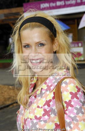 melinda messenger english broadcaster glamour model swindon british television presenters celebrities celebrity fame famous star white caucasian portraits