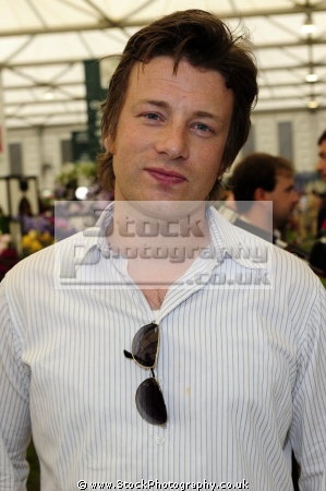 jamie oliver mbe aka naked chef english restaurateur media personality known food television shows cookbooks celebrity chefs celebrities fame famous star males white caucasian portraits