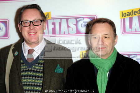 vic reeves bob mortimer english comedians comedic funny laughter humour humor performers celebrities celebrity fame famous star males white caucasian portraits