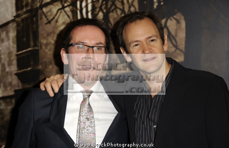 alexander armstrong ben miller comedy sketch television english comedians comedic funny laughter humour humor performers celebrities celebrity fame famous star males white caucasian portraits
