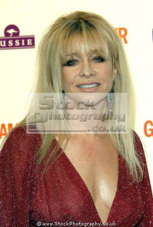 jo wood english model tv personality ex-wife ex wife exwife rolling stones guitarist ronnie models catwalk british supermodel modelling fashion style celebrities celebrity fame famous star females white caucasian portraits
