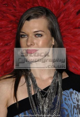 milla jovovich american model actress musician fashion designer designers style celebrities celebrity fame famous star white caucasian portraits