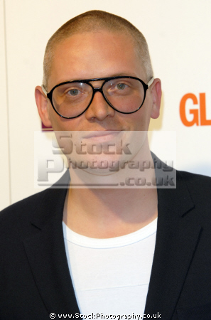 giles deacon british fashion designer designers style celebrities celebrity fame famous star white caucasian portraits