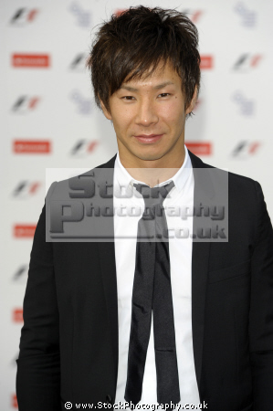 kamui kobayashi japanese racing driver. competed gp2 series won asia series. sport sporting celebrities celebrity fame famous star ethnic portraits