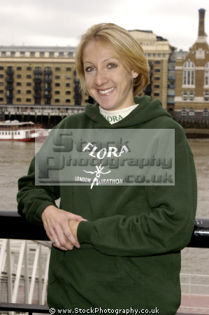 paula jane radcliffe mbe english marathon runner newcastle british runners athletes athletics sport sporting celebrities celebrity fame famous star geordie females white caucasian portraits