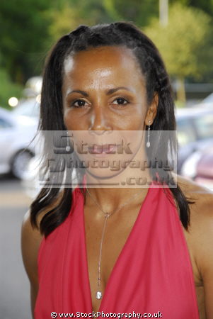 dame kelly holmes dbe mbe mil. retired british middle distance athlete olympic medals runners athletes athletics sport sporting celebrities celebrity fame famous star negroes black ethnic portraits