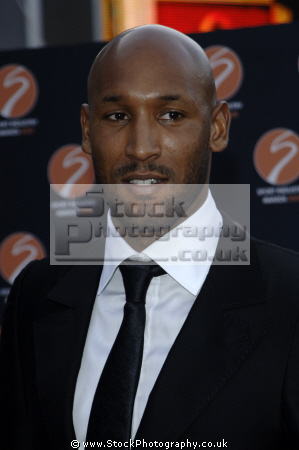 nicolas anelka french professional footballer striker chelsea premier league footballers players soccer football sport sporting celebrities celebrity fame famous star negroes black ethnic portraits