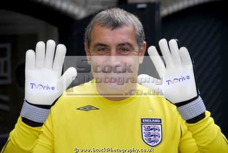 peter shilton obe england goalkeeping legend english football players footballers soccer sport sporting celebrities celebrity fame famous star goalkeeper males white caucasian portraits