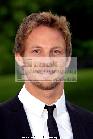 jenson button mbe british formula mclaren. 2009 world drivers champion celebrities motor racing sport sporting celebrity fame famous star petrol-head petrol head petrolhead males white caucasian portraits