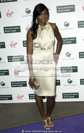 venus williams american professional tennis player players sport sporting celebrities celebrity fame famous star negroes black ethnic portraits