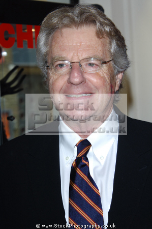 jerry springer english born american television presenter best known host tabloid talk british reality tv personalities presenters celebrities celebrity fame famous star males white caucasian portraits